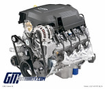 2012 Chevrolet Silverado 1500 Engine 5.3 L V8