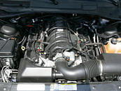2010 Dodge Charger Sxt Tire Size P225 60r18