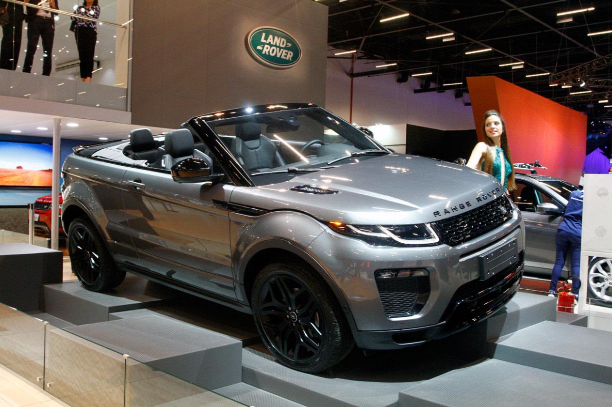 Land Rover Evoque Conversível Já é Vendido No Brasil Por R  - 2018 Land Rover Range Rover Evoque Se