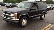 1999 Chevrolet Tahoe 5.7 L V8 4wd Suv