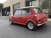 Classic Mini Cooper For Sale Left Hand Drive Review And Release Date