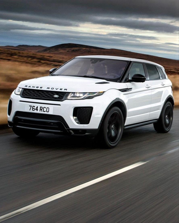 Range Rover Evoque - The MAN  Luxury Cars Range Rover, Range  - 2018 Land Rover Range Rover Evoque Se