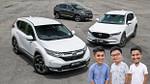 Best DRIVEN 12: Honda CR-V vs Mazda CX-12 vs Peugeot 12 SUV - Malaysian review Model