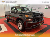 2011 Chevrolet Silverado 1500 Work Truck For Sale